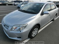 2007 TOYOTA COROLLA AXIO X BUSINESS PACKAGE