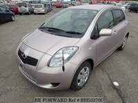 2007 TOYOTA VITZ F ADVANCED EDITION