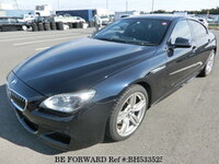 2012 BMW 6 SERIES 640I GRAN COUPE M SPORTS