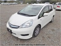 2012 HONDA FIT SHUTTLE HYBRID C