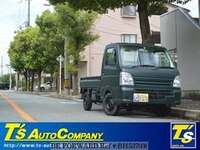 2013 SUZUKI CARRY TRUCK