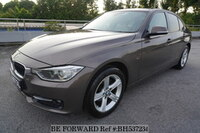 2014 BMW 3 SERIES PUSHSTART-HID