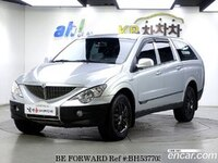 2011 SSANGYONG ACTYON