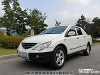 2008 SSANGYONG ACTYON