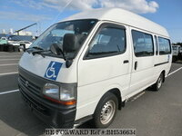 1999 TOYOTA HIACE COMMUTER DX