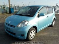 2008 TOYOTA PASSO X ADVANCED EDITION