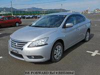 2015 NISSAN SYLPHY S