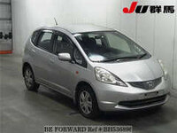 2007 HONDA FIT G F PACKAGE