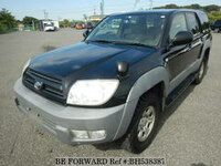 2003 TOYOTA HILUX SURF SSR-X AMERICAN VERSION