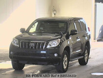 Used 2010 TOYOTA LAND CRUISER PRADO BH538358 for Sale for Sale