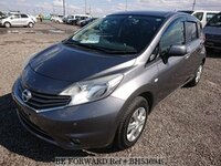 2013 NISSAN NOTE X DIG S
