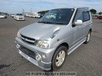 2001 DAIHATSU TERIOS KID CUSTOM S EDITION