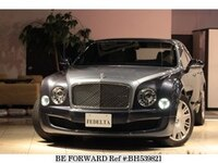 2013 BENTLEY MULSANNE 6.75
