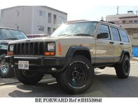 2001 CHRYSLER CHEROKEE LIMITED 4WD