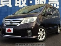 2012 NISSAN SERENA HIGHWAYSTAR V SELECTION