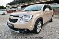 2012 CHEVROLET ORLANDO ORLANDO 1.8 AT  2WD 5DR