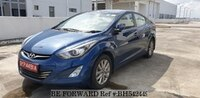2014 HYUNDAI ELANTRA 1.6 AT ABS D/AB 2WD 4DR