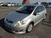 2007 TOYOTA AURIS 180G S PACKAGE