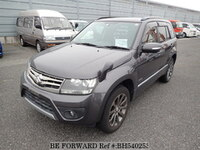 2012 SUZUKI ESCUDO CROSS ADVENTURE