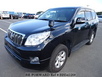 Used 2012 TOYOTA LAND CRUISER PRADO BH541208 for Sale for Sale