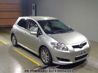 2007 TOYOTA AURIS 150X S PACKAGE