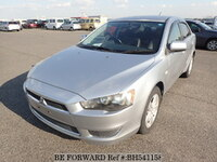 2007 MITSUBISHI GALANT FORTIS SUPER EXCEED
