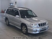 2001 SUBARU FORESTER S/20 TYPE A