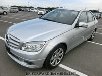 2010 MERCEDES-BENZ C-CLASS C200 CGI BLUE EFFICIENCY