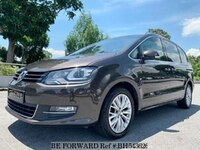 2014 VOLKSWAGEN SHARAN 2.0 TSI NAV SUNROOF