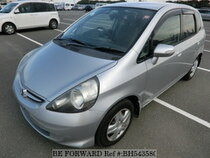Used 2007 HONDA FIT BH543580 for Sale for Sale