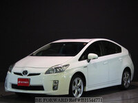 2010 TOYOTA PRIUS 1.8 S TOURING SELECTION