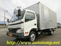 2010 TOYOTA DYNA TRUCK 4.0 WIDE LONG