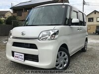 2014 DAIHATSU TANTO X SMART SELECTION SA&SN