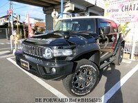 2015 TOYOTA FJ CRUISER 4.0 BLACK COLOR PACKAGE
