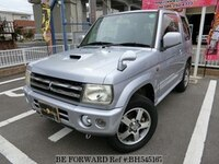 2006 MITSUBISHI PAJERO MINI ACTIVE FIELD EDITION