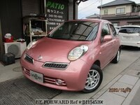 2010 NISSAN MARCH 1.2 COLLET F