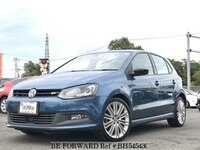 2015 VOLKSWAGEN POLO BLUE GT
