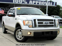 2010 FORD F150 SUPERCREW CAB PKG