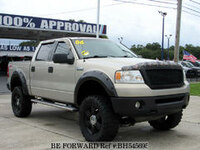 2006 FORD F150 SUPERCREW PKG