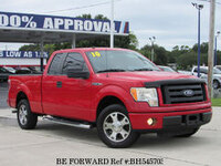 2010 FORD F150 SUPER CAB PKG