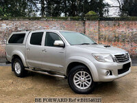 2014 TOYOTA HILUX AUTOMATIC DIESEL