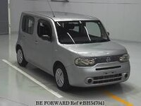 2011 NISSAN CUBE 15S