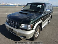 2000 ISUZU BIGHORN HANDLING BY LOTUS LONG