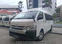 2015 TOYOTA HIACE COMMUTER HIACE COMMUTER 3.0 GL AT 4DR LWB