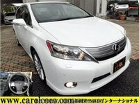 2010 LEXUS HS VERSION S