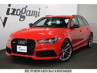 2017 AUDI RS6 4.0 PERFORMANCE