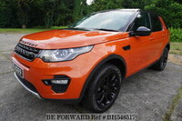 2015 LAND ROVER DISCOVERY SPORT REVCAMPUSHSTART