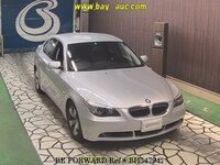 2006 BMW 5 SERIES 525I HIGHLINE PACKAGE