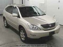 Used 2003 TOYOTA HARRIER BH548125 for Sale for Sale