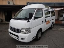 Used 2005 NISSAN CARAVAN BUS BH547803 for Sale for Sale